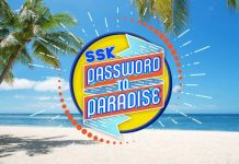 Strahan, Sara and Keke Password To Paradise Contest