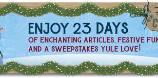 D23 Days Christmas Sweepstakes 2019