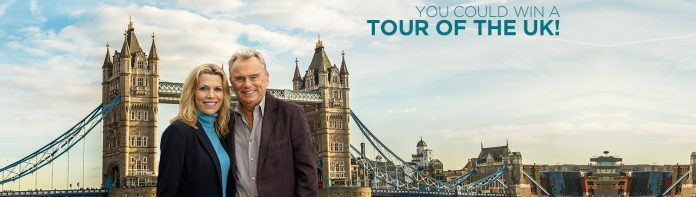 Wheel Of Fortune UK Giveaway 2020