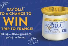 Say Oui To The French Way Sweepstakes