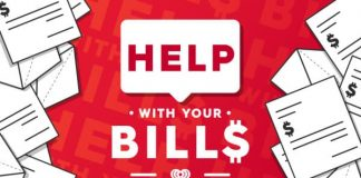 iHeart Radio Help With Your Bills Sweepstakes