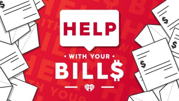 iHeart Radio Help With Your Bills Sweepstakes