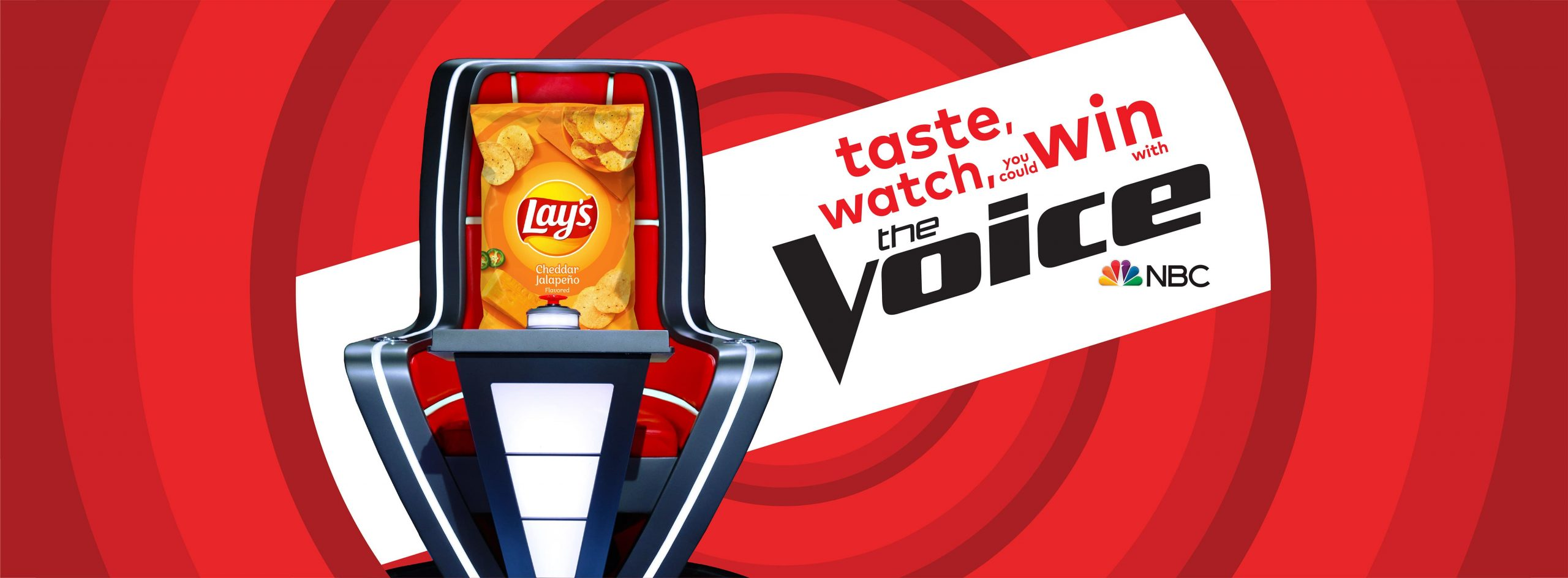 Lay's And The Voice Sweepstakes