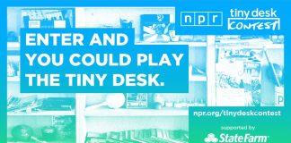 NPR Music Tiny Desk Contest 2020