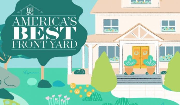 Better Homes And Gardens America's Best Front Yard Contest 2020