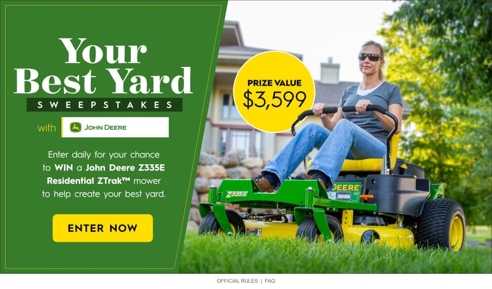 Bhg Your Best Yard Sweepstakes 2020