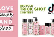 Ellen Recycle Trick Shot Contest 2020