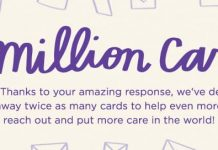 Hallmark Card Care Enough Giveaway 2020