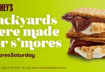 Hershey's S'mores Saturdays Promo 2020