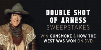 INSP.com Gunsmoke Sweepstakes 2020