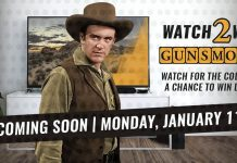 INSP.com Gunsmoke Sweepstakes 2021