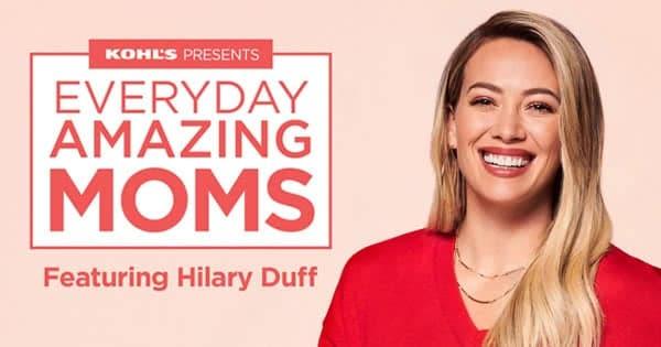 Kohls Amazing Moms Contest 2020
