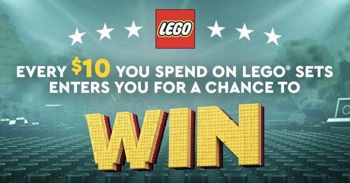 LEGO Masters Sweepstakes 2020