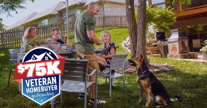 REALTOR.COM Stars, Stripes and Summer $75K Veteran Homebuyer Giveaway 2020