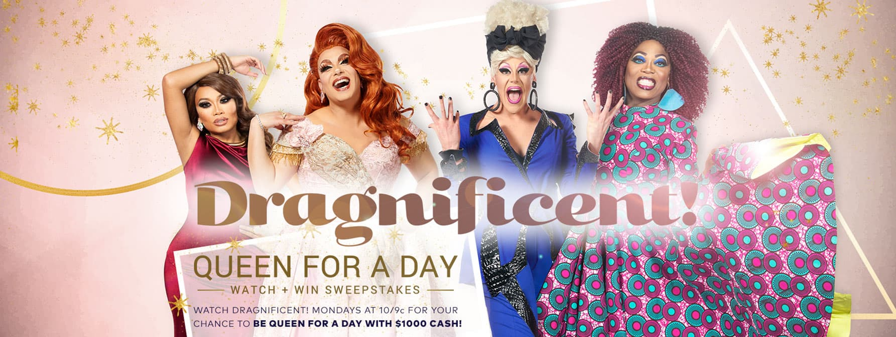 TLC Dragnificent Queen for a Day Sweepstakes 2020