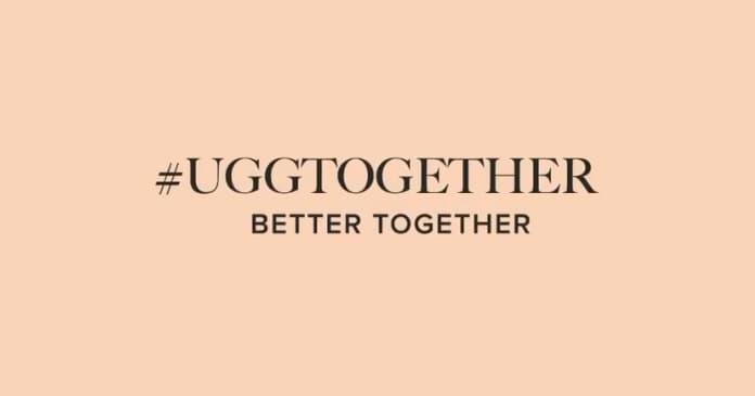 UGG #UGGTOGETHER Giveaway