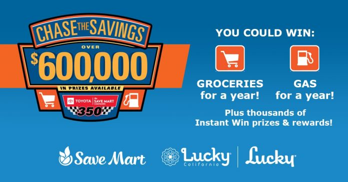 Chase The Savings Sweepstakes 2021