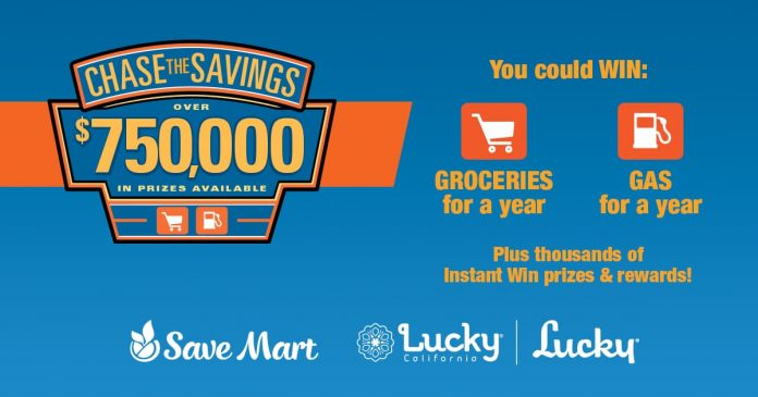 Chase The Savings Sweepstakes 2020