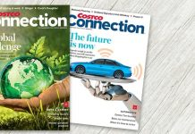 Costco Connection Book Giveaway 2020