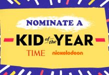 Nickelodeon Kid of the Year Award 2020 Sweepstakes