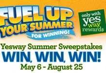 Yesway Summer Sweepstakes 2020