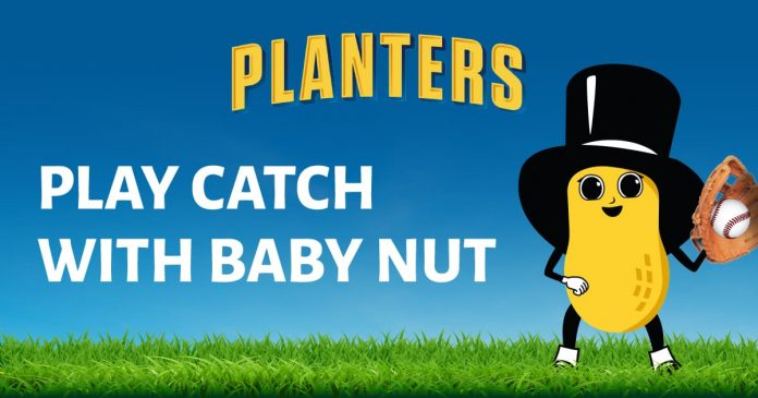 Planters Baby Nut's First Game of Catch Instant Win & Sweepstakes 2020