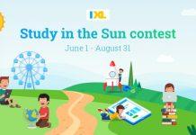 IXL Study in the Sun Contest 2020