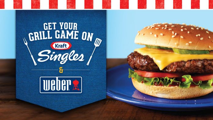 Kraft Singles Get Your Grill Game On Sweepstakes 2020