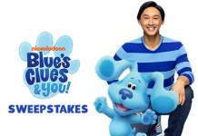 Nick Jr Monthly Sweepstakes 2020