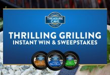 Thrilling Grilling Instant Win & Sweepstakes 2020