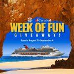 Wheel of Fortune Carnival Week of Fun Giveaway 2020