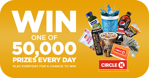 Circle K Scratch & Match Sweepstakes 2020