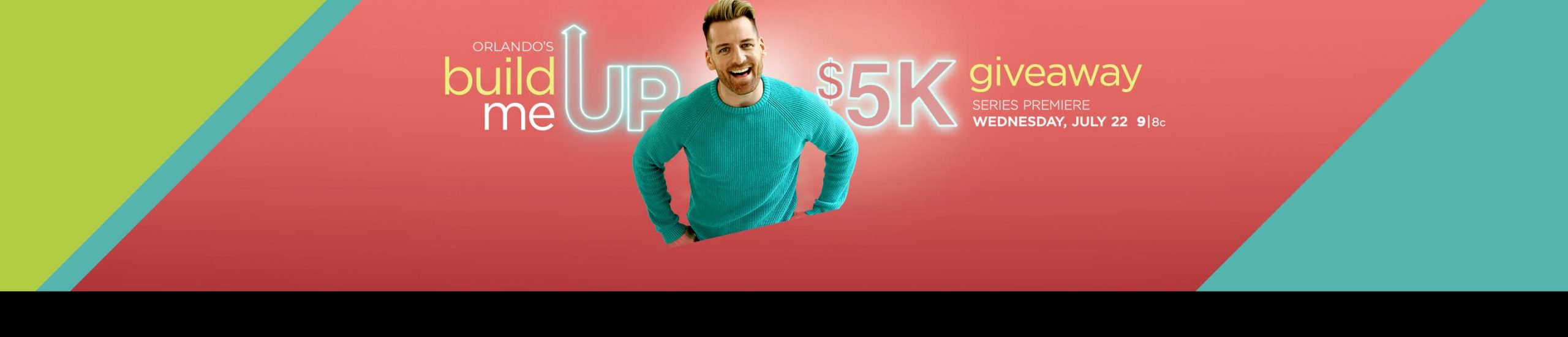 HGTV Orlando's Build Me Up $5K Giveaway