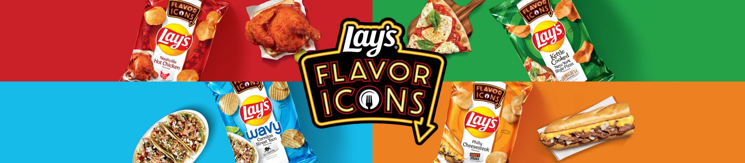 Lay's Flavor Icons Contest 2020