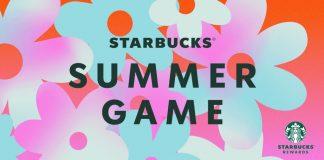 Starbucks Summer Game 2021
