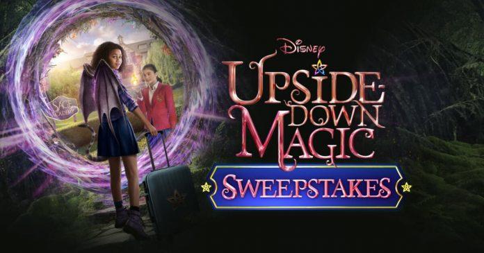 Upside Down Magic Sweepstakes 2020