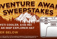 INSP.com Adventure Awaits Sweepstakes 2020