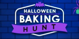 Food Network Halloween Baking Hunt Giveaway 2020