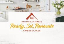 Hallmark Channel Ready Set Renovate Sweepstakes 2020