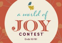 World Market A World Of Joy Contest 2020