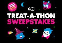 Cartoon Network Treat-a-Thon Sweepstakes 2020