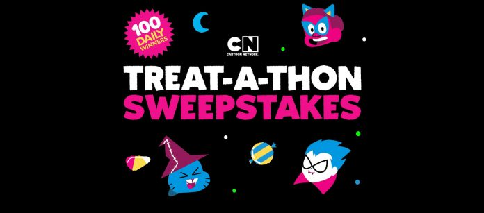 Cartoon Network Treat-a-Thon Sweepstakes 2020