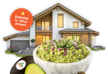 Guac the House Sweepstakes 2020 by Avocados From Mexico