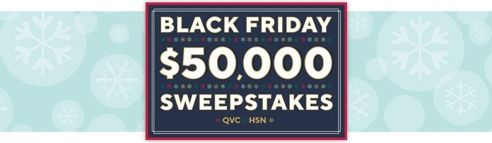 HSN Black Friday Sweepstakes 2020