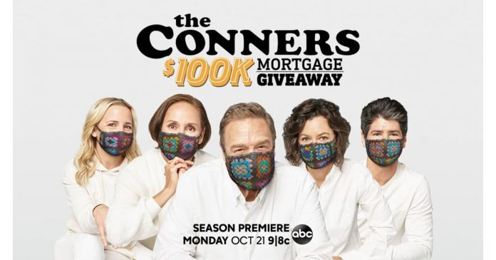 The Conners Mortgage Giveaway 2020