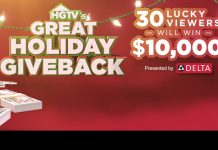 HGTV Giveback Sweepstakes 2020