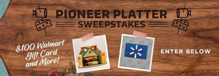 INSP.com Pioneer Platter Sweepstakes 2020