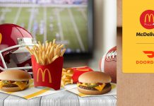 McDonalds McDelivery Sweepstakes 2020