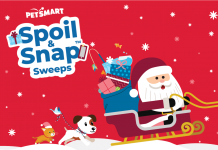 PetSmart Spoil & Snap Sweeps 2020