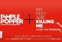 TLC Holiday Sweepstakes 2020